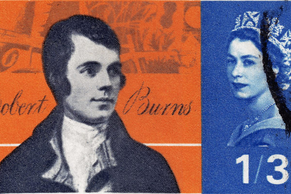 BURNS' NIGHT INSPIRATION
