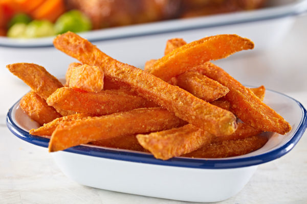 WHAT ARE SWEET POTATO FRIES? WITH 7 SERVING SUGGESTIONS