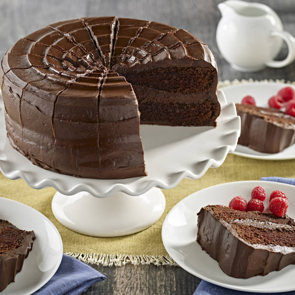 Alabama Chocolate Fudge Cake Fairway Foodservice